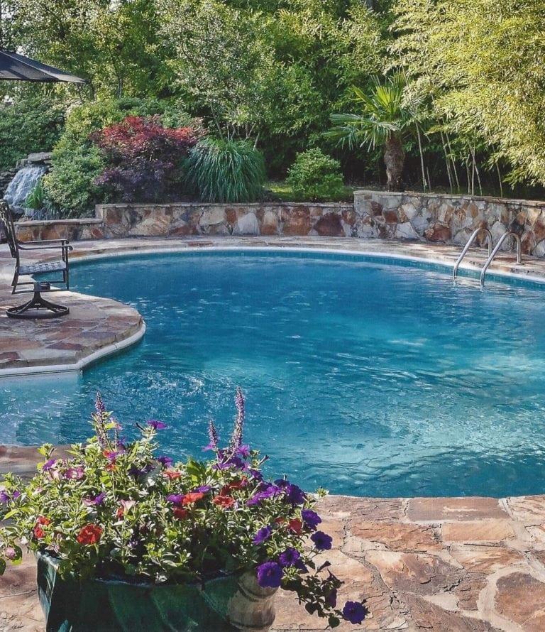 Inground Vinyl Pools Arkansas Pool Contractors Elite