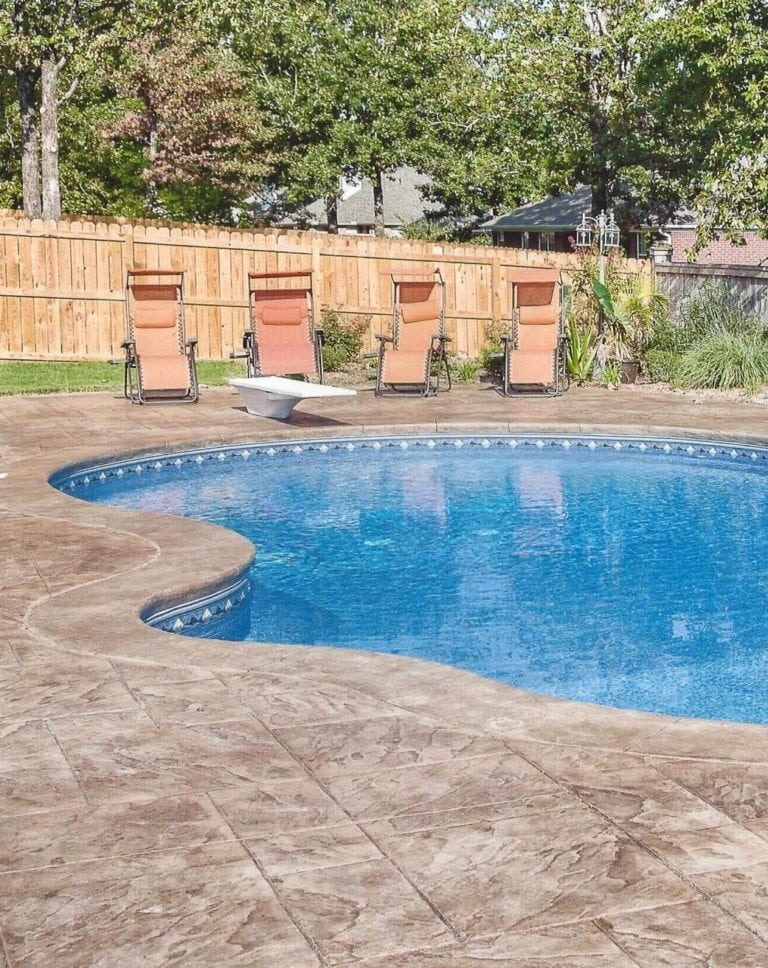 Inground Vinyl Pools | Arkansas Pool Contractors | Elite Pools By Aloha