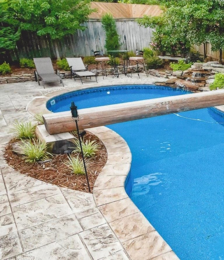 Inground Vinyl Pools | Arkansas Pool Contractors | Elite Pools By Aloha